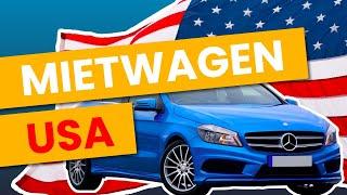Mein Mietwagen in den USA - Das MUSST du beachten | Chevy Malibu
