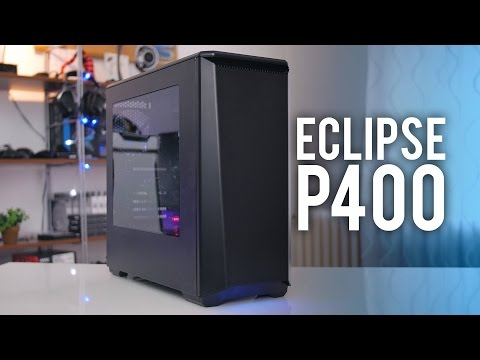 Phanteks Eclipse P400 - New $69 case to buy!