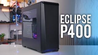 Phanteks Eclipse P400 - New $69 case to buy! thumbnail