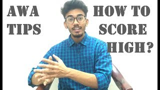 How To Score High In GRE AWA   Tips to crush AWA in GRE