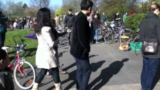 adfc fahrrad flohmarkt 09 04 2011 steilshoop