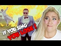 IF YOU SING, DANCE, SING IN YOUR HEAD YOU LOSE! IMPOSSIBLE CHALLENGE | NICOLE SKYES