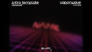 2d colorful intro template VLIP-ONTARGET LV