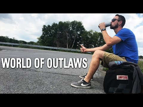 World of Outlaws At Ransomville