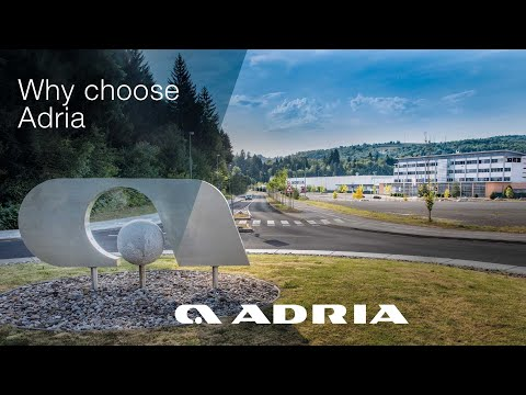 2019 New Why choose Adria