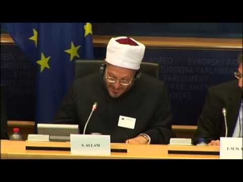 Voice of Moderation - Foreign Affairs committee, European Parliament
