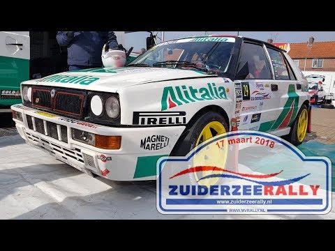Deltona Rallysport bij de Zuiderzeerally 2018