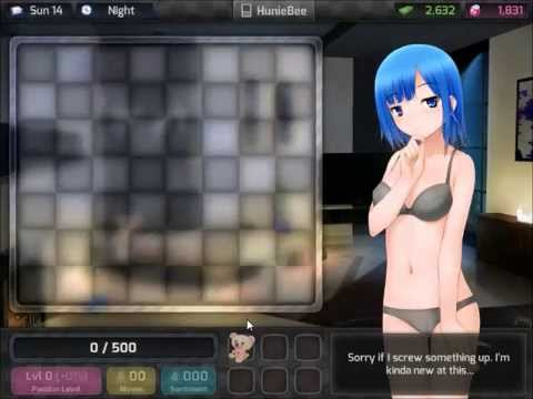 HuniePop For Some Reason Part 9 - Sex Happens Also Toods