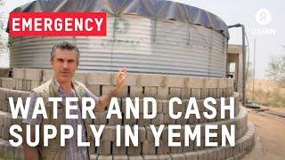 Oxfam's Shane Stevenson reports from Yemen | Oxfam GB