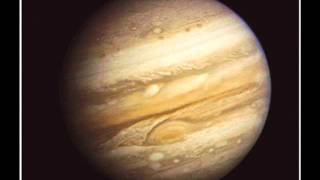 Jupiter I The complet collection of the Planets sounds records , Nasa Voyager .