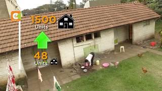 Nairobi County to demolish 17,000 housing units