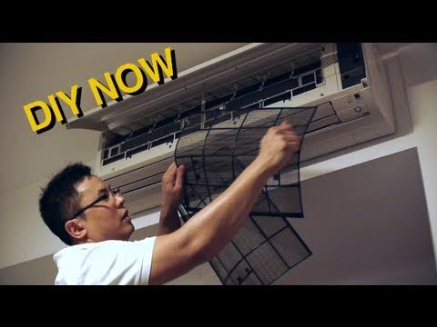 How To Fix A Leaking Aircon Unit Diy Now Youtube