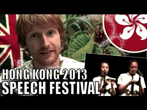 The Secret Song by Margaret Wise Brown - Hong Kong Speech Festival 2013 Poem
