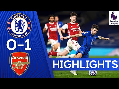 Chelsea 0-1 Arsenal | Premier League Highlights