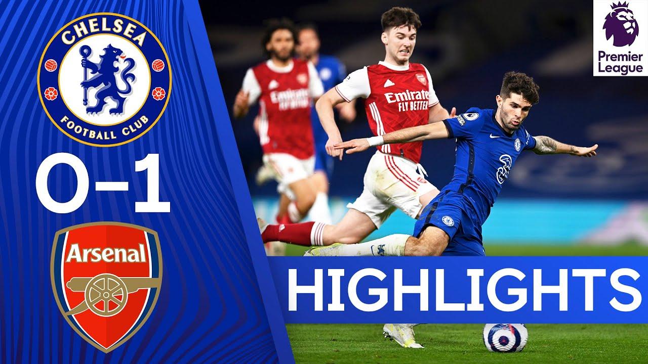 Download Chelsea 0-1 Arsenal | Premier League Highlights