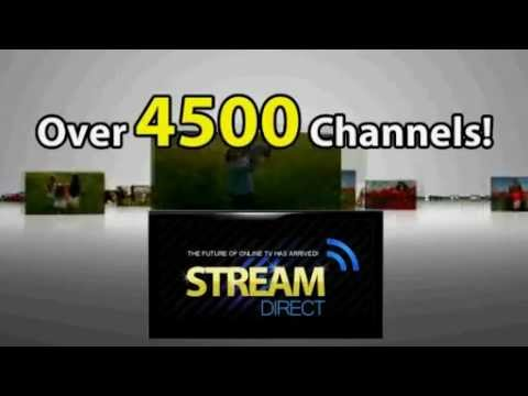 watch stream direct tv on your pc with 4500 hd channel youtube. Black Bedroom Furniture Sets. Home Design Ideas