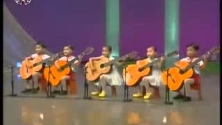 Дети из северной Кореи