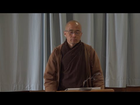 This is a Noble Moment | Dharma Talk by br Phap Dung, 2020 03 29