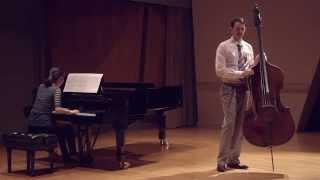 Dvorak Songs My Mother Taught Me - Nathan Farrington, Stephanie Tang
