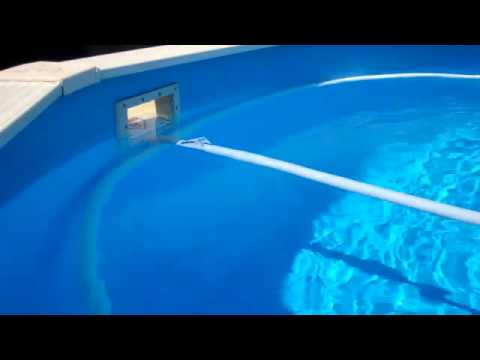 pool bodensauger pool roboter schwimmbad sauger youtube. Black Bedroom Furniture Sets. Home Design Ideas