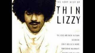 Boys Are Back In Town Thin Lizzy thumbnail