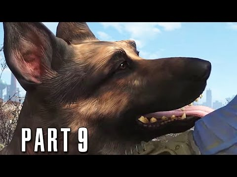 Fallout 4 Walkthrough Gameplay Part 9 - Kellogg's House (PS4)