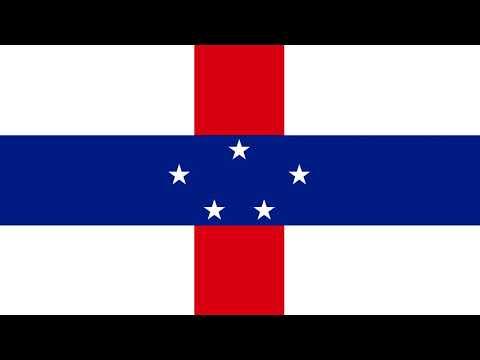 Netherlands Antilles - Sinku Prenda Den laman - National Anthem (Instrumental)