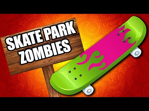 SKATE PARK - WALL BUY ONLY CHALLENGE (Call of Duty Zombies) thumbnail