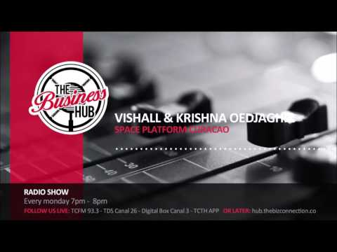 The Business Hub - Vishall & Krishna Oedjaghir