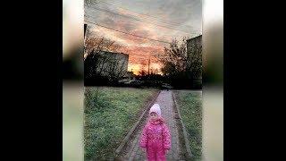 📍Как соединить два фото - сделать красивое небо. Приложение picsart 🎨