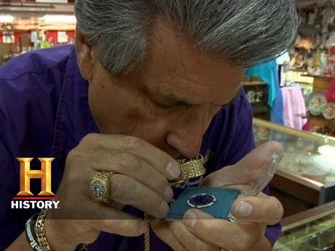 Cajun Pawn Stars: The Collector | History