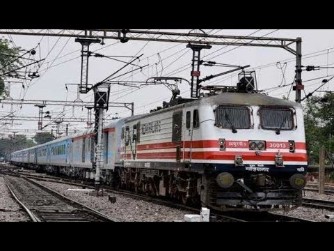 """25 in 1 High Speed ALCO Action """"Indian Railways!!"""" Compilation Northern Railway Zone Full HD"""