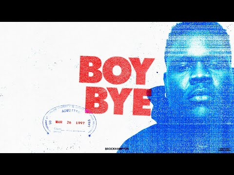"BROCKHAMPTON Share Album Details & New Song ""Boy Bye"""