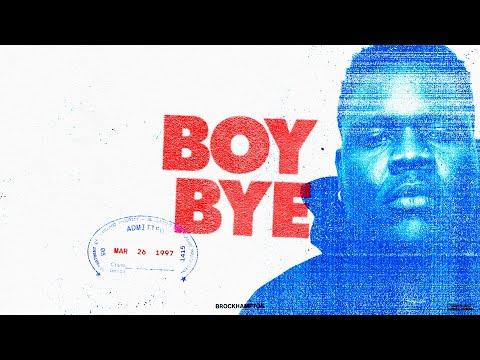 "BROCKHAMPTON Drops New Single ""Boy Bye,"" Reveals 'GINGER' Album Details"