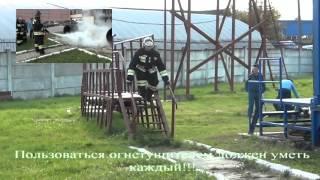 Обучение в Нижегородском учебном центре ФПС