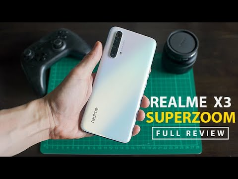Realme X3 Superzoom Review Yugatech Philippines Tech News