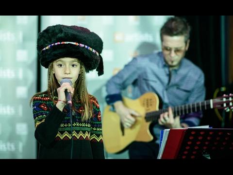 Jamiroquai Corner of the Earth - Acoustic Cover by Albena Pavlova
