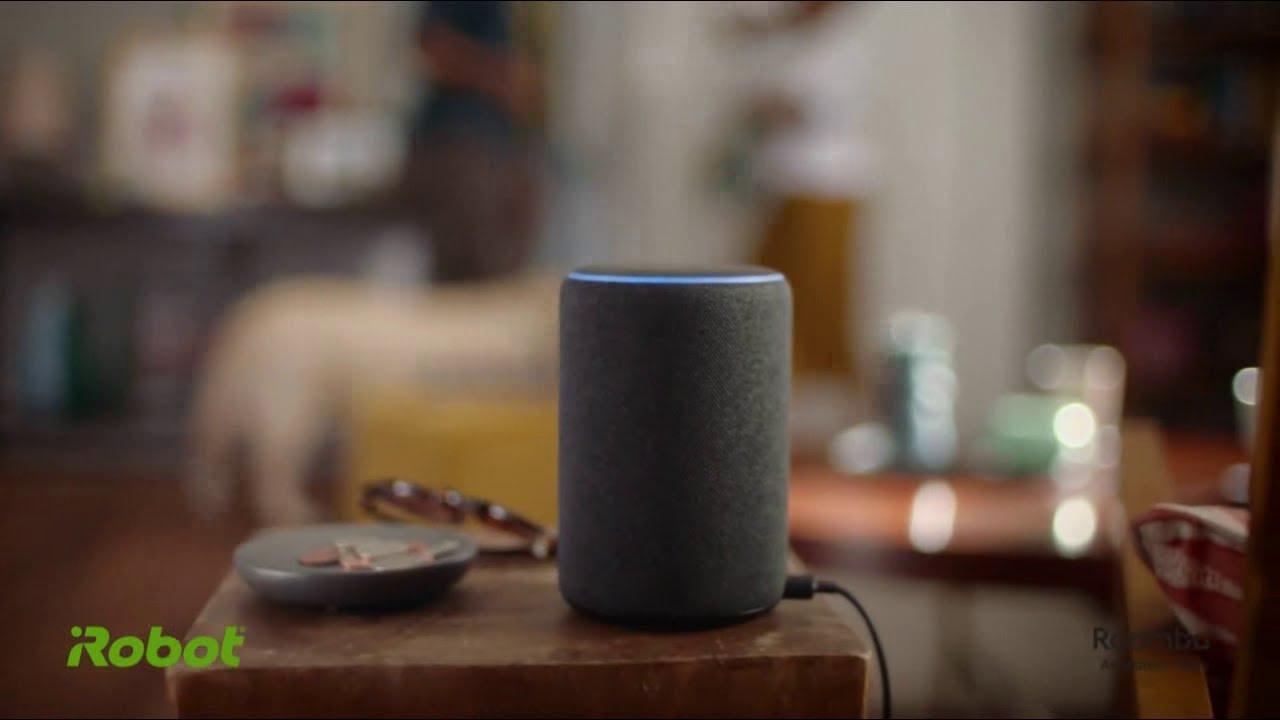 """Musique de la pub iRobot Roomba & alexa """"au revoir le nettoyage bonjour la propreté""""  2021"""
