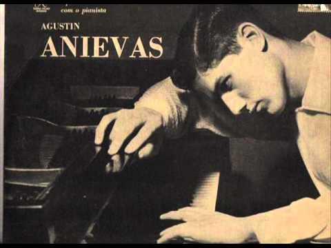 ANIEVAS plays BRAHMS Haendel Variations Op.24 COMPLETE (1965)