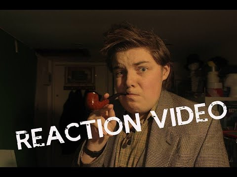 "Sherlock Holmes FanFilm 1x1 ""The Case Of Violet Smith"" Reaction"