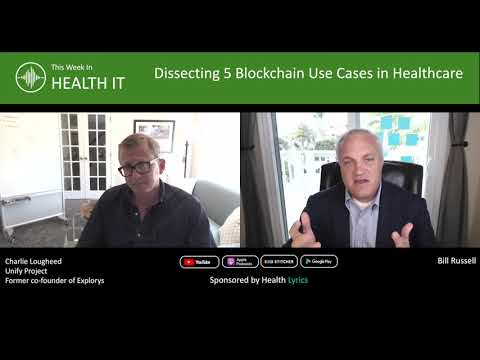 5 Blockchain Use Cases in Healthcare | This Week in Health I