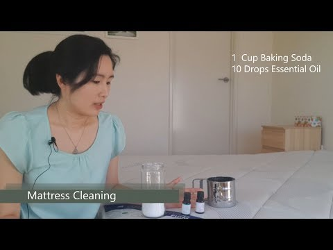 How to Clean a Mattress (Smell Fresh & New again!)