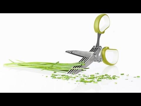 Chefast Herb Scissors Set - The Ultimate Kitchen Gadget
