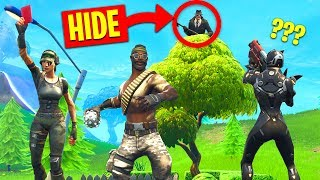 Hide and Seek with CHEATERS aka Muselk, Crayator & Mystery Guest (i'mnotmad)