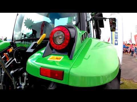 2019 Deutz-Fahr 5110G GS 3.8 Litre 4-Cyl Diesel Tractor (101 / 106 HP) With Loader