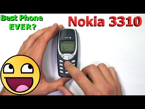 Nokia 3310 Tear-Down and Durability Review - April 1, 2016