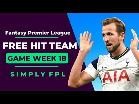 FPL Gameweek 18 Template FREE HIT Teams   How to Build the Perfect Team   Fantasy Premier League