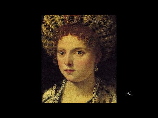 3 minutes d'art - Le Titien, Portrait d'Isabelle d'Este