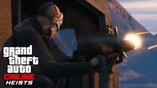 ★ GTA 5 Online - Official PC Heists TV Spot! (GTA V PC Gameplay)