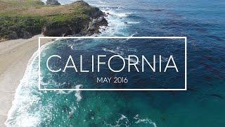 California 2016 - DJI Phantom 3 4K